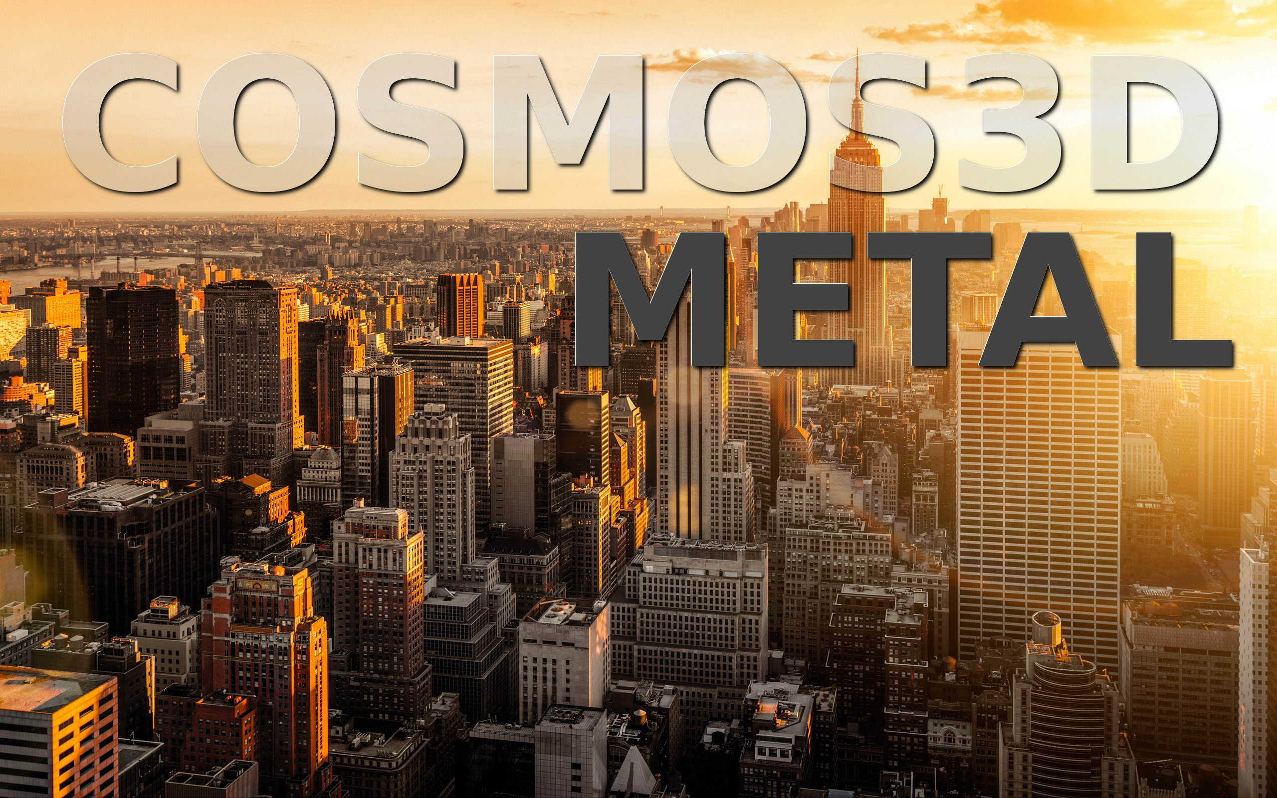 Cosmos3D - Metal (OST)