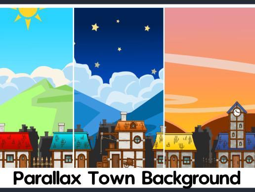 2D Town