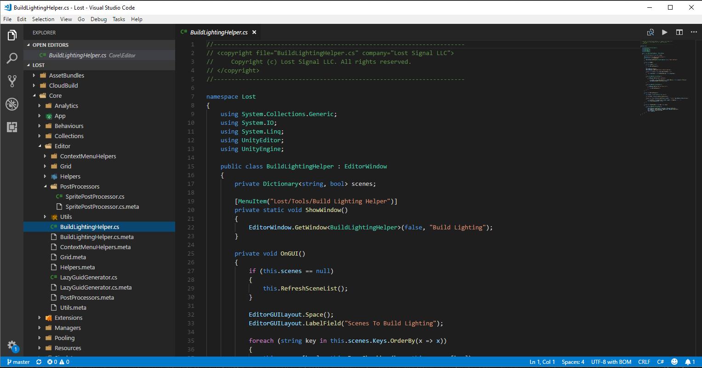 Tools Programming