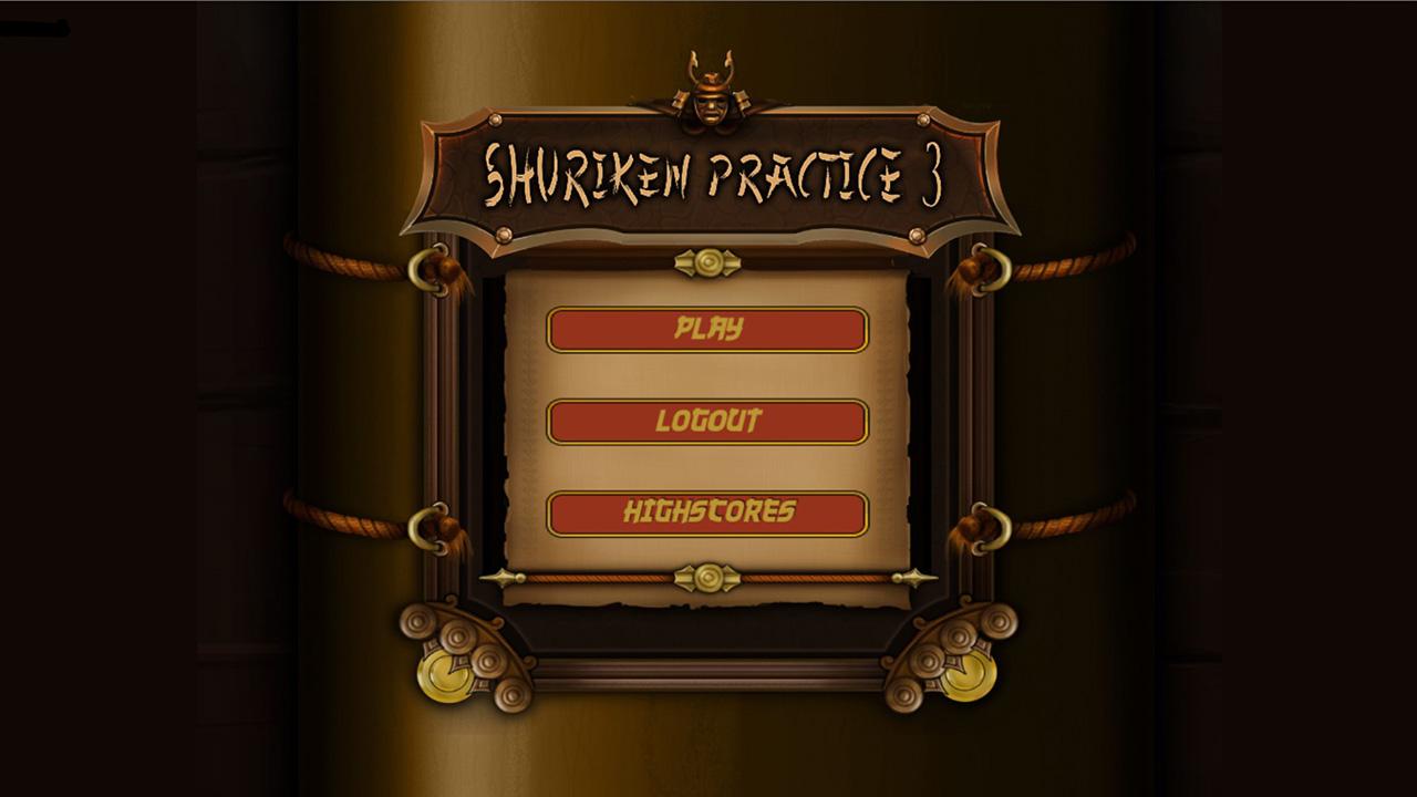 Shuriken Practice 3