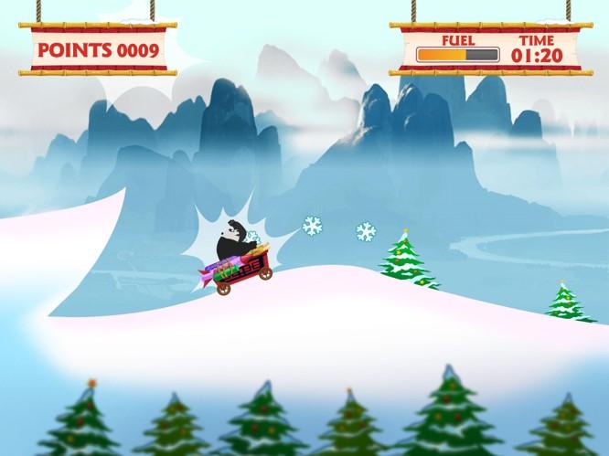 Kung Fu Panda Skadoosh Woosh