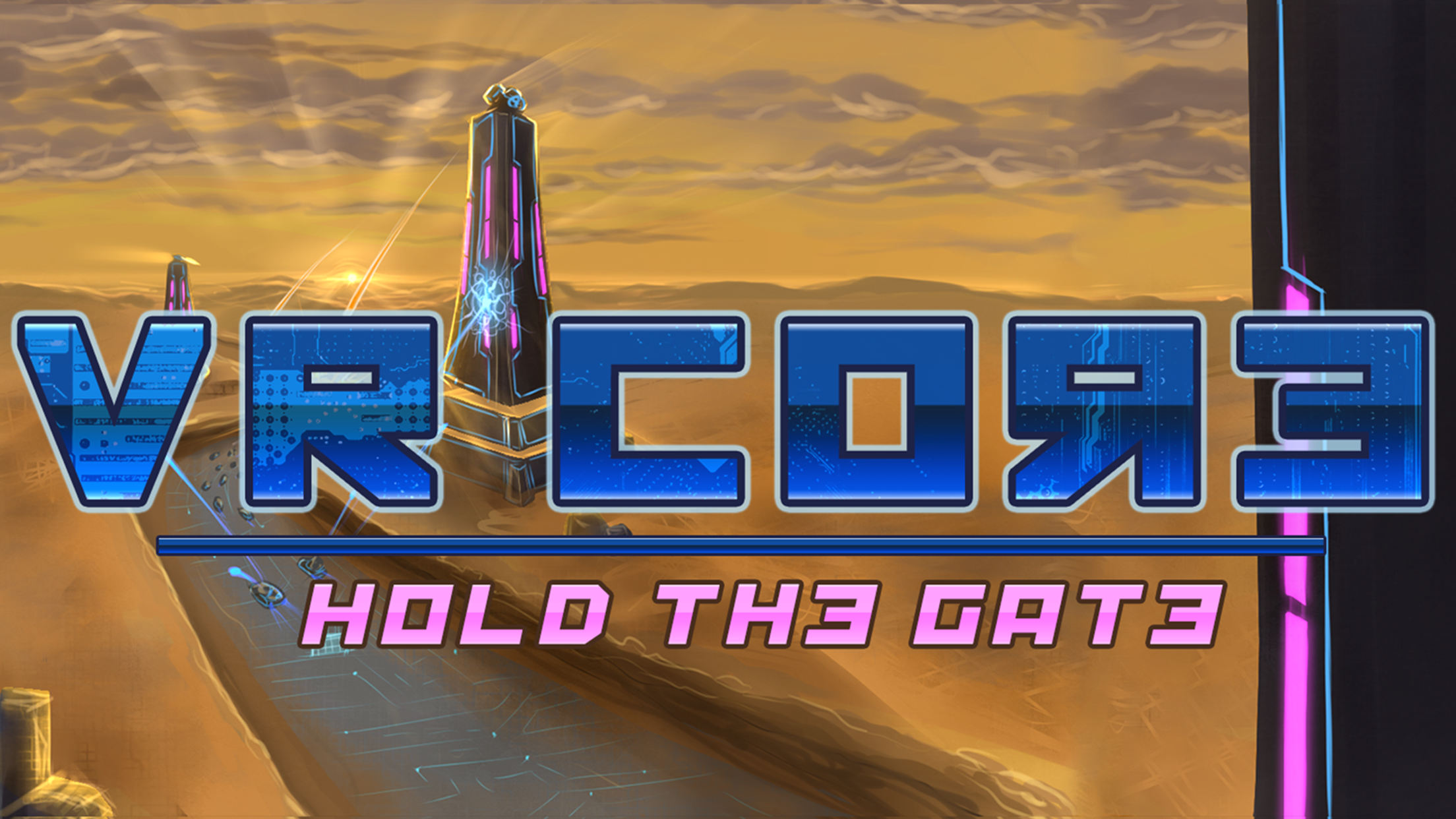 VR Core: Hold the Gate