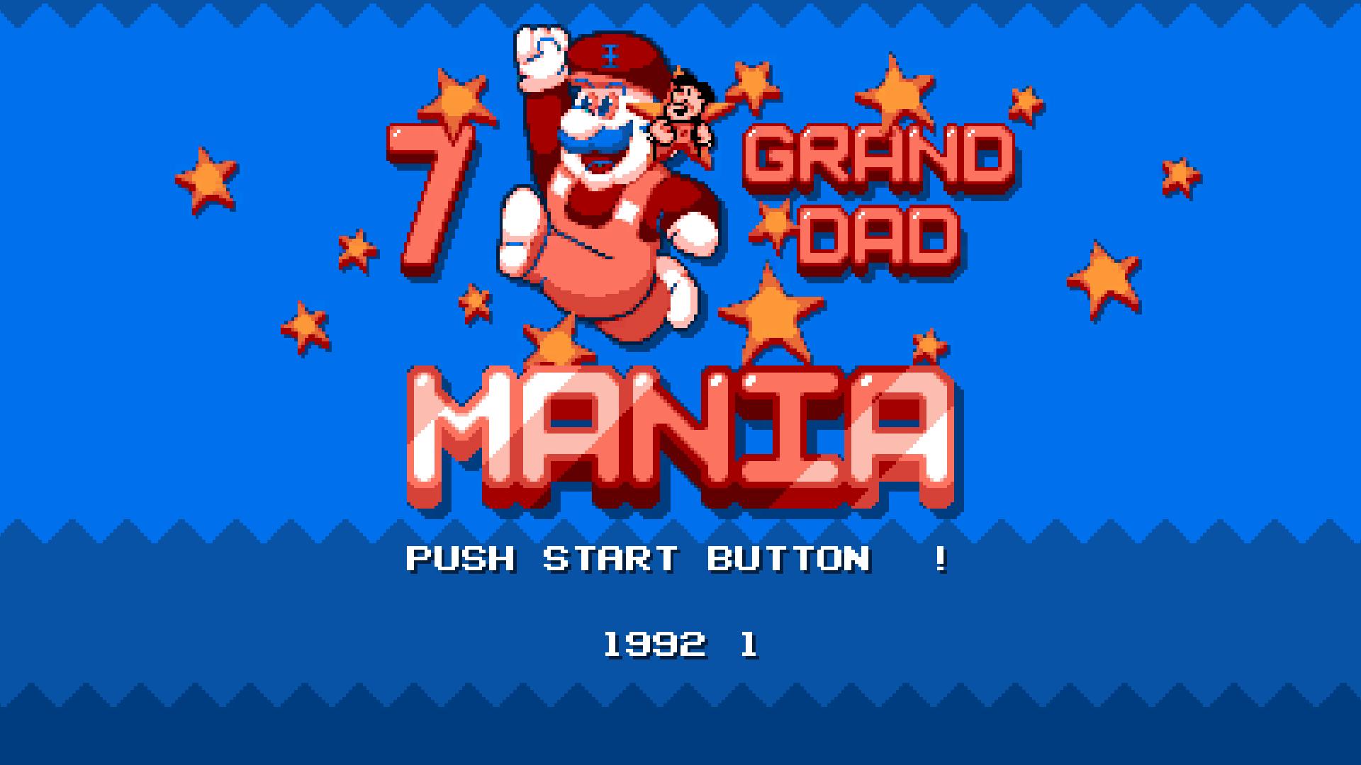 Grand Dad Mania