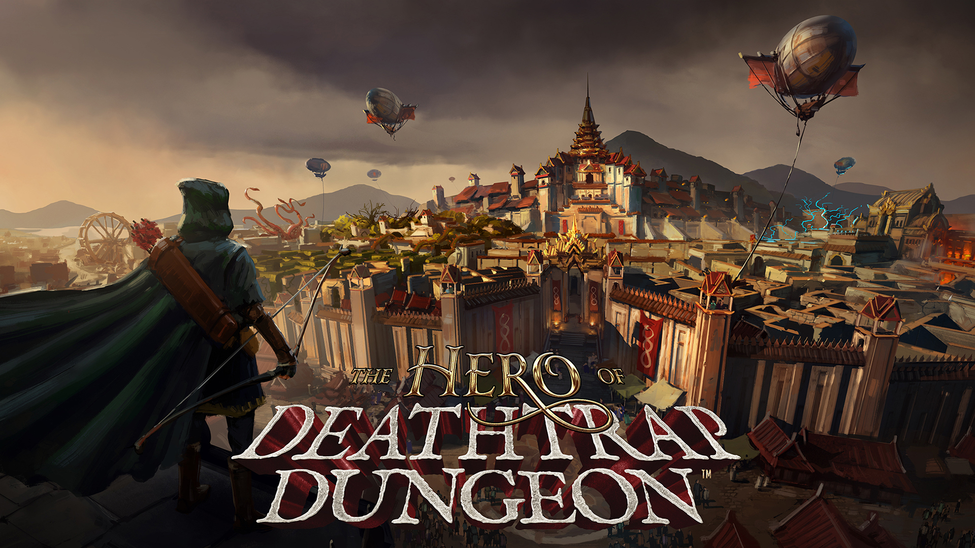 The Hero of Deathtrap Dungeon