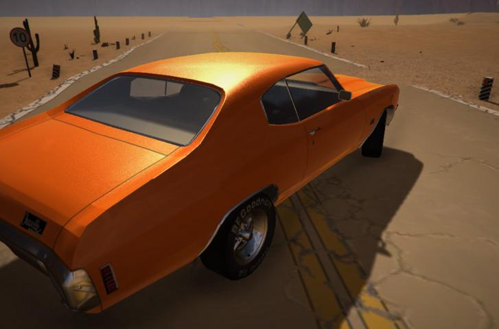 Car Paint shader pack