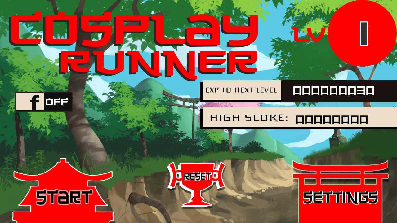 Cosplay Runner
