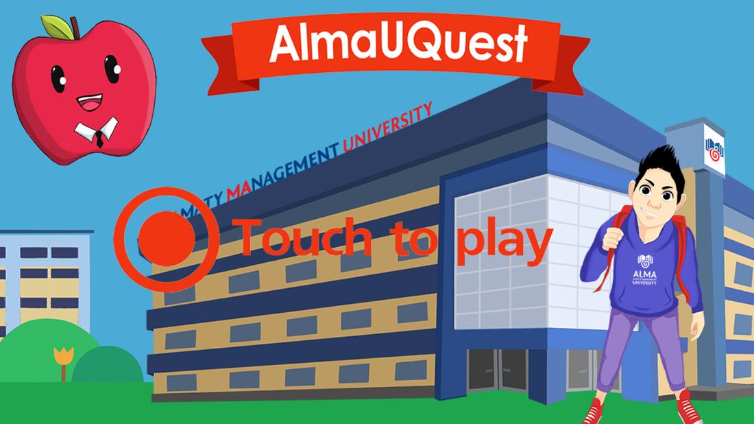 AlmaU Quest