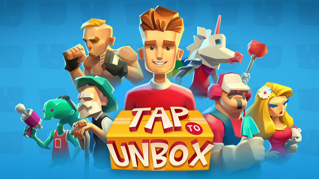Tap to Unbox