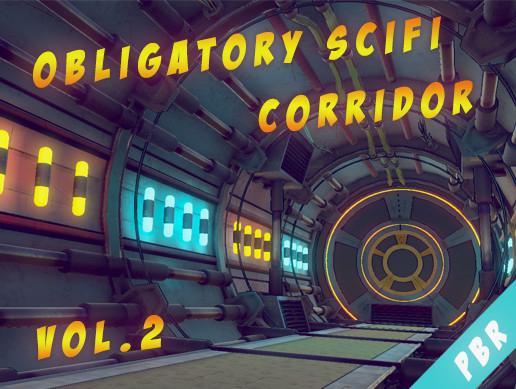 Obligatory Sci-fi Corridor Vol.2