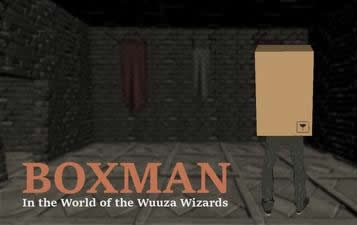 Boxman in the World of the Wuuza Wizards