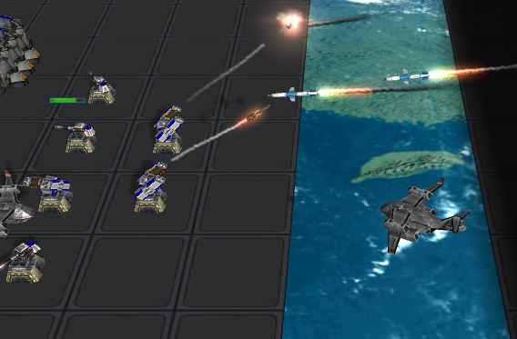 Metal Warfare - Real Time Strategy game