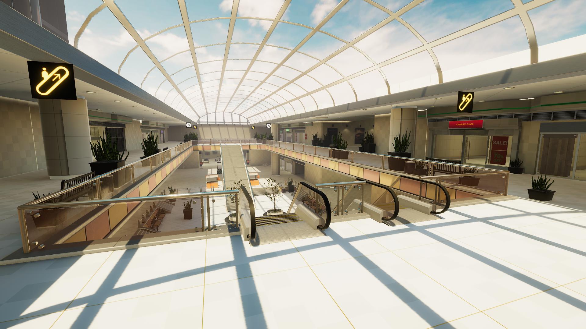 Modular Mall Pack (WIP)