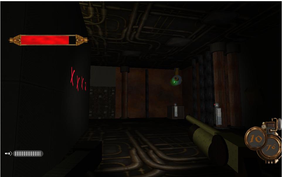 Steampunk FPS