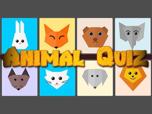 Animal Quiz (Guess Game)
