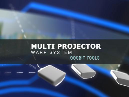 Multi Projector Warp System
