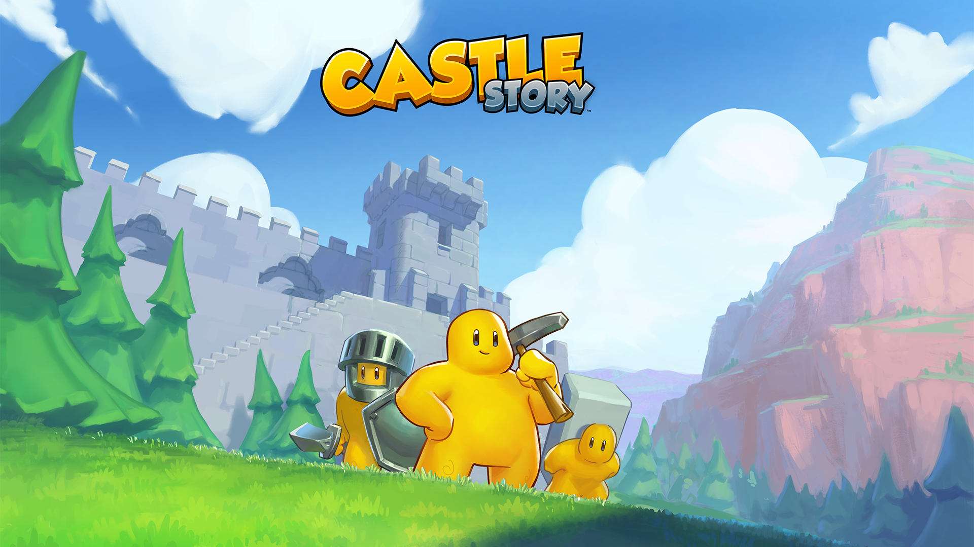 Castle Story Marketing Art