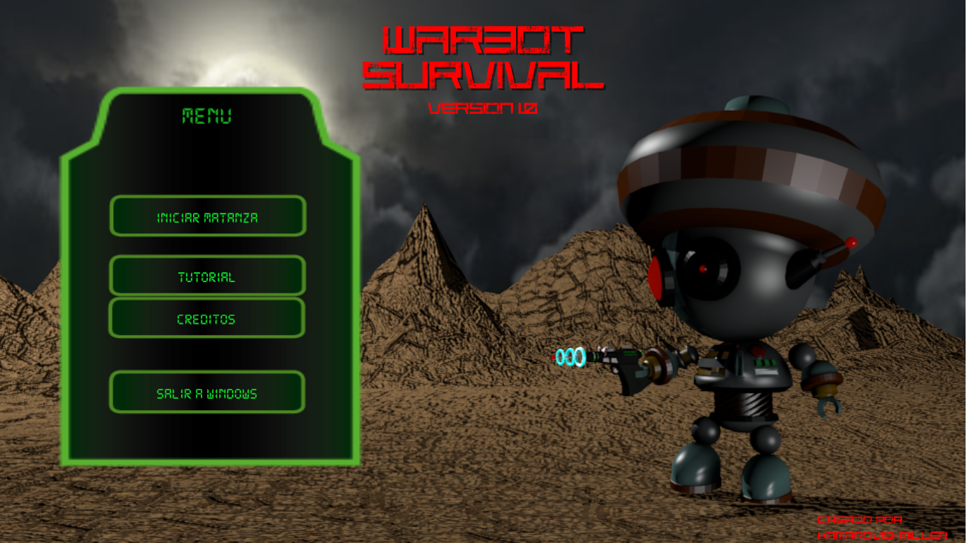 WarBor Survival