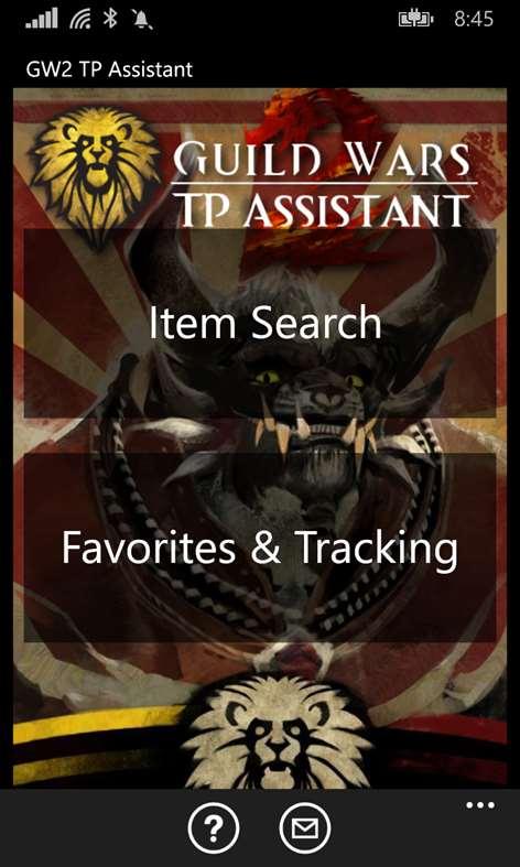 GW2TP Assistant