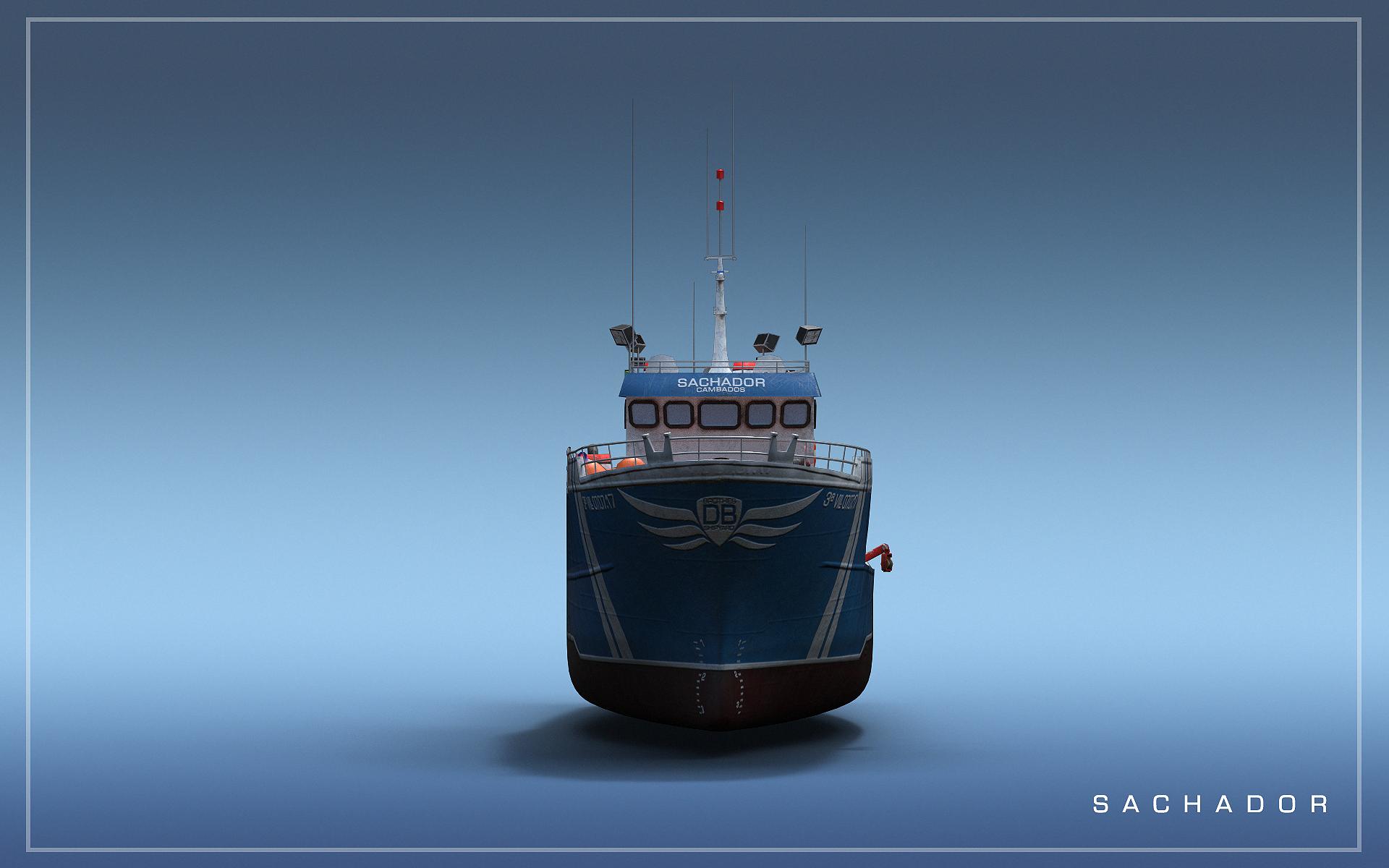 Sachador Ship