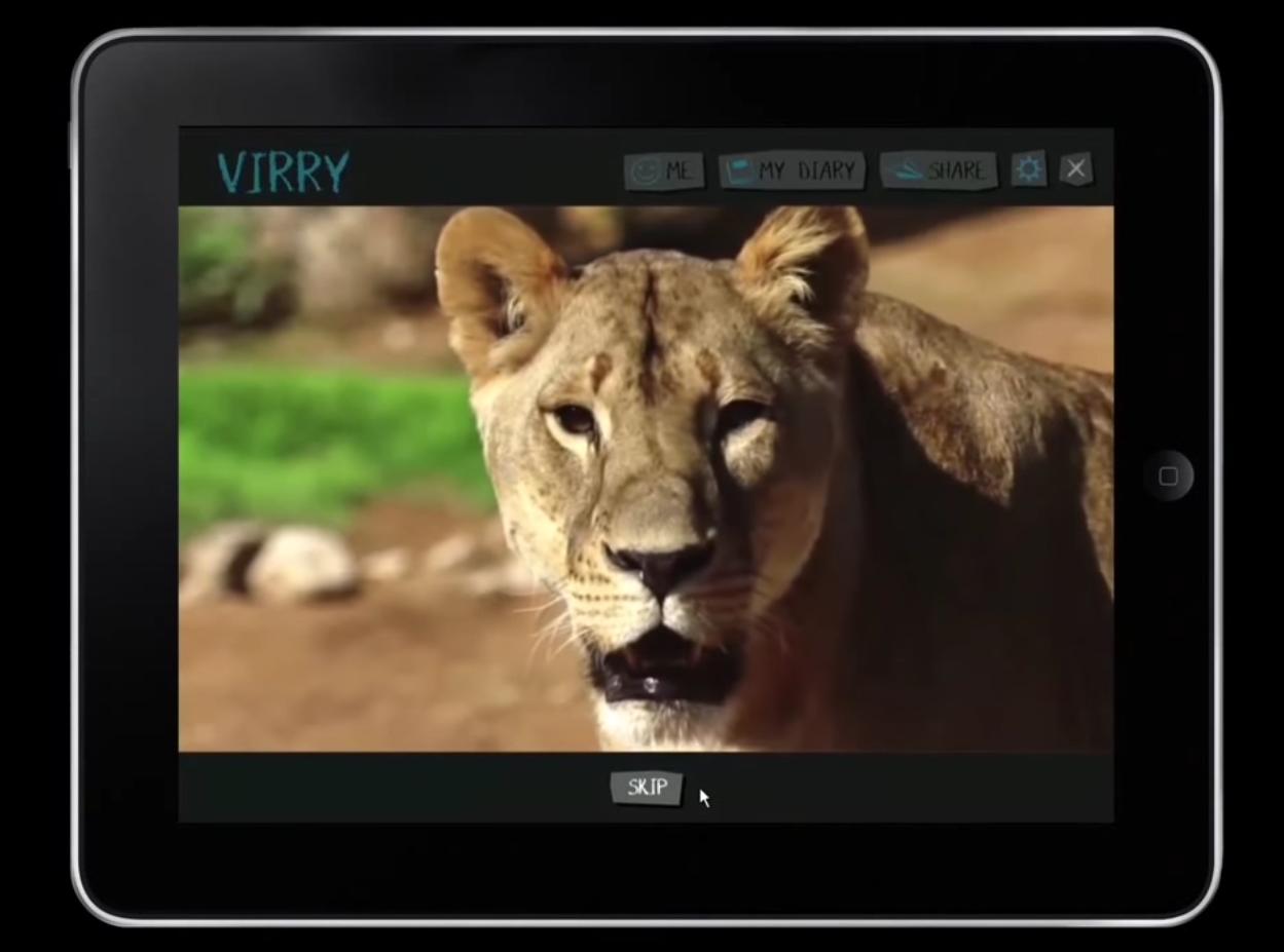 Virry app