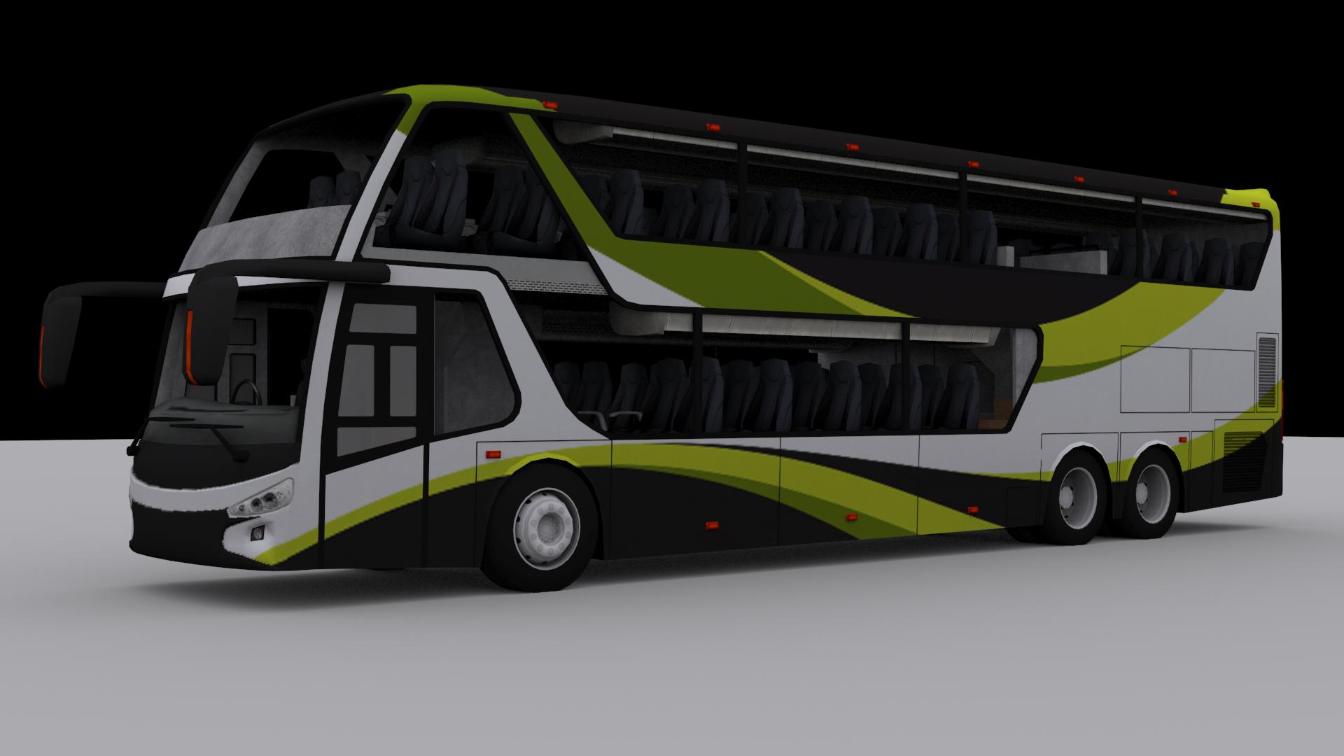 JetBus New work