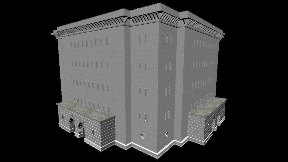 Reichsbahn Berlin Bunker