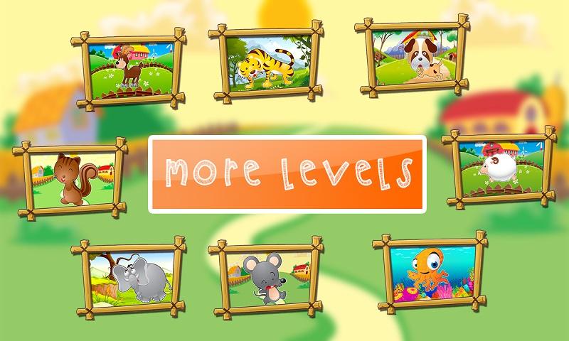 Baby Cartoon Jigsaw Puzzle