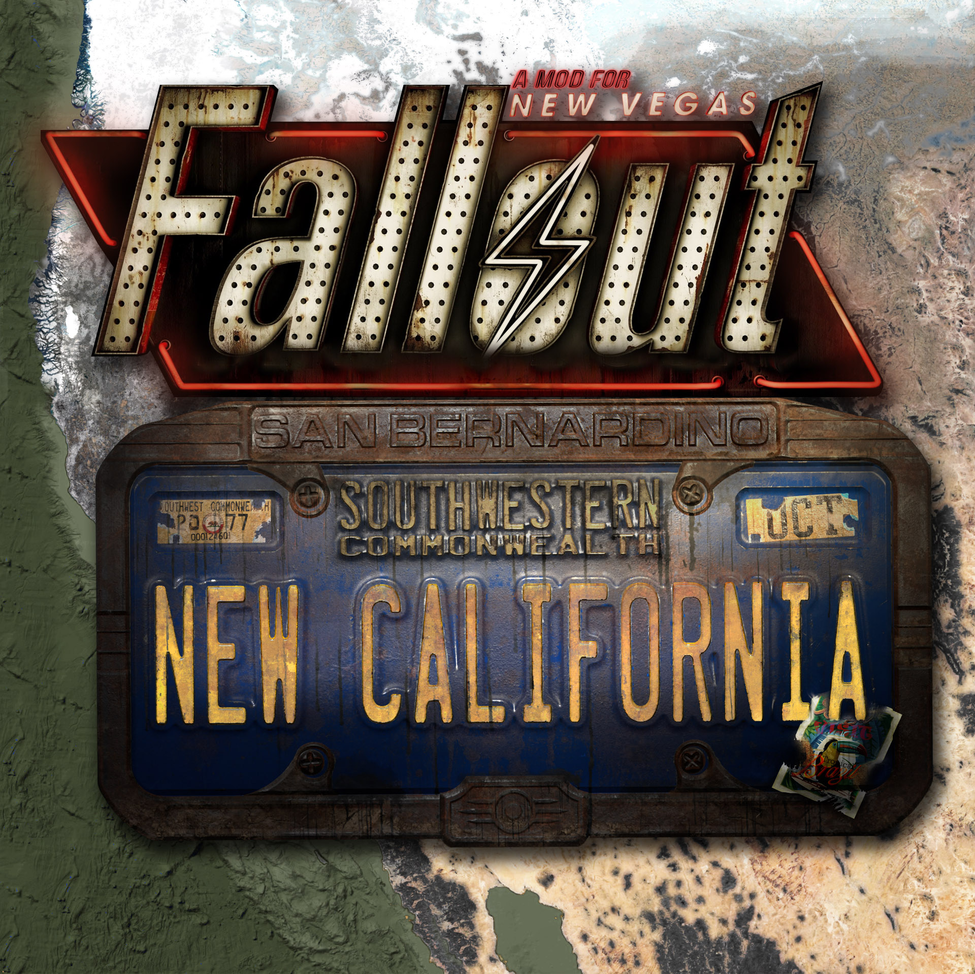 Fallout: New California a Mod for New Vegas