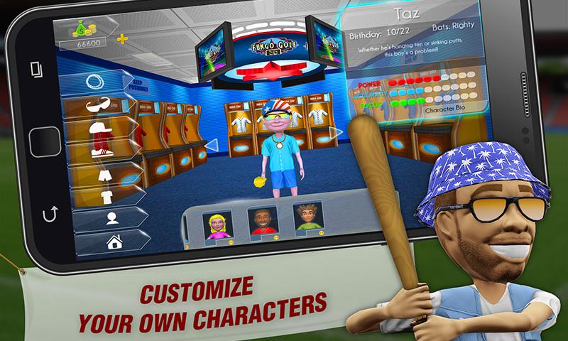 Fungo Golf 3D