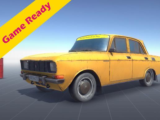 Soviet Sedan 2240