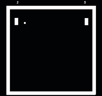 Simple pong