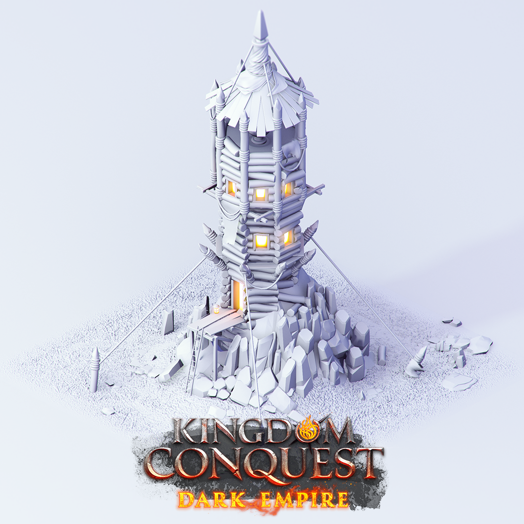 Kingdom Conquest: Dark Empire - Tower Sprites