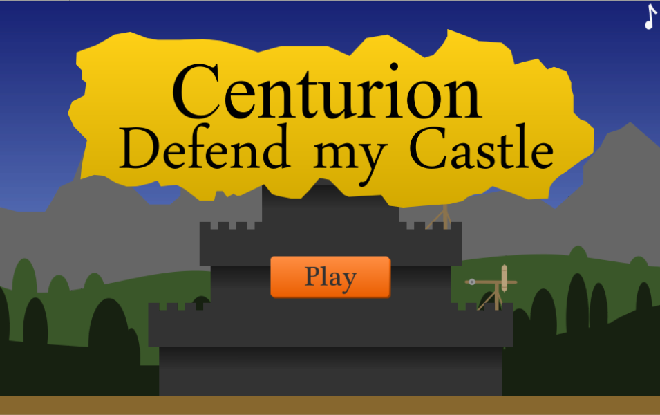 Centurion Defend my Castle