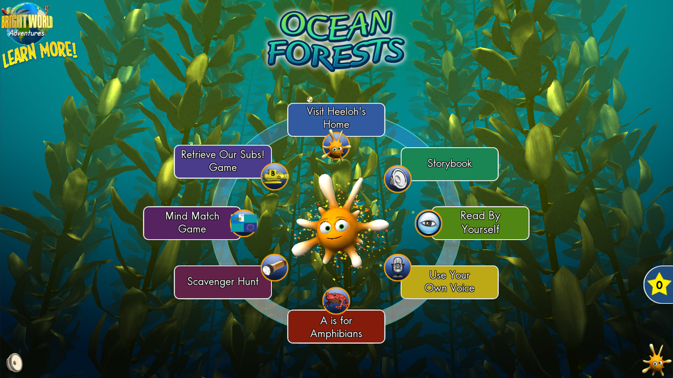 Ocean Forests