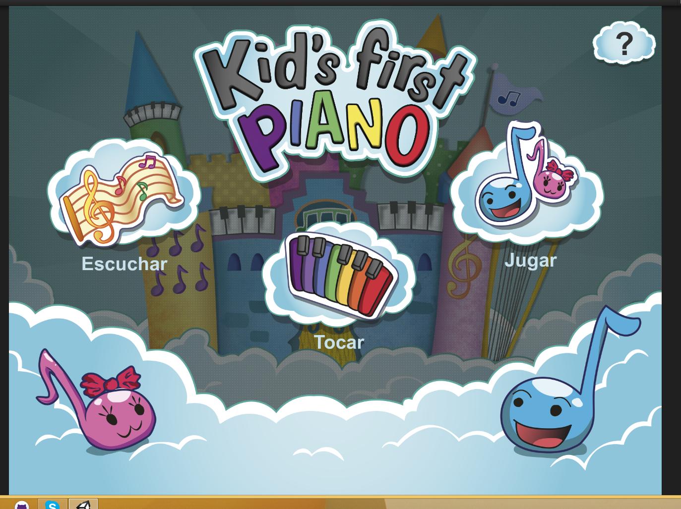 Kids First Piano