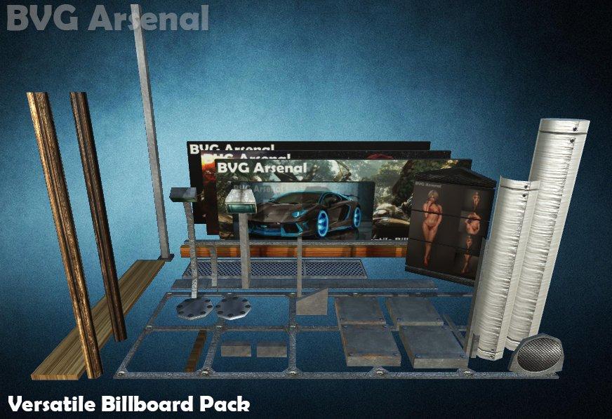 Modular Billboard 1