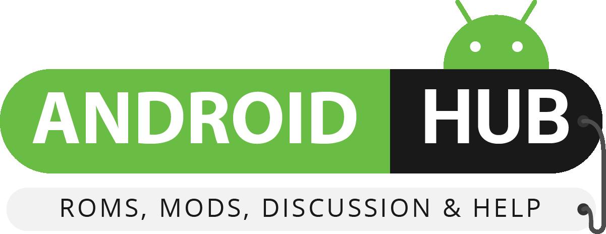 Android Hub Logo Design
