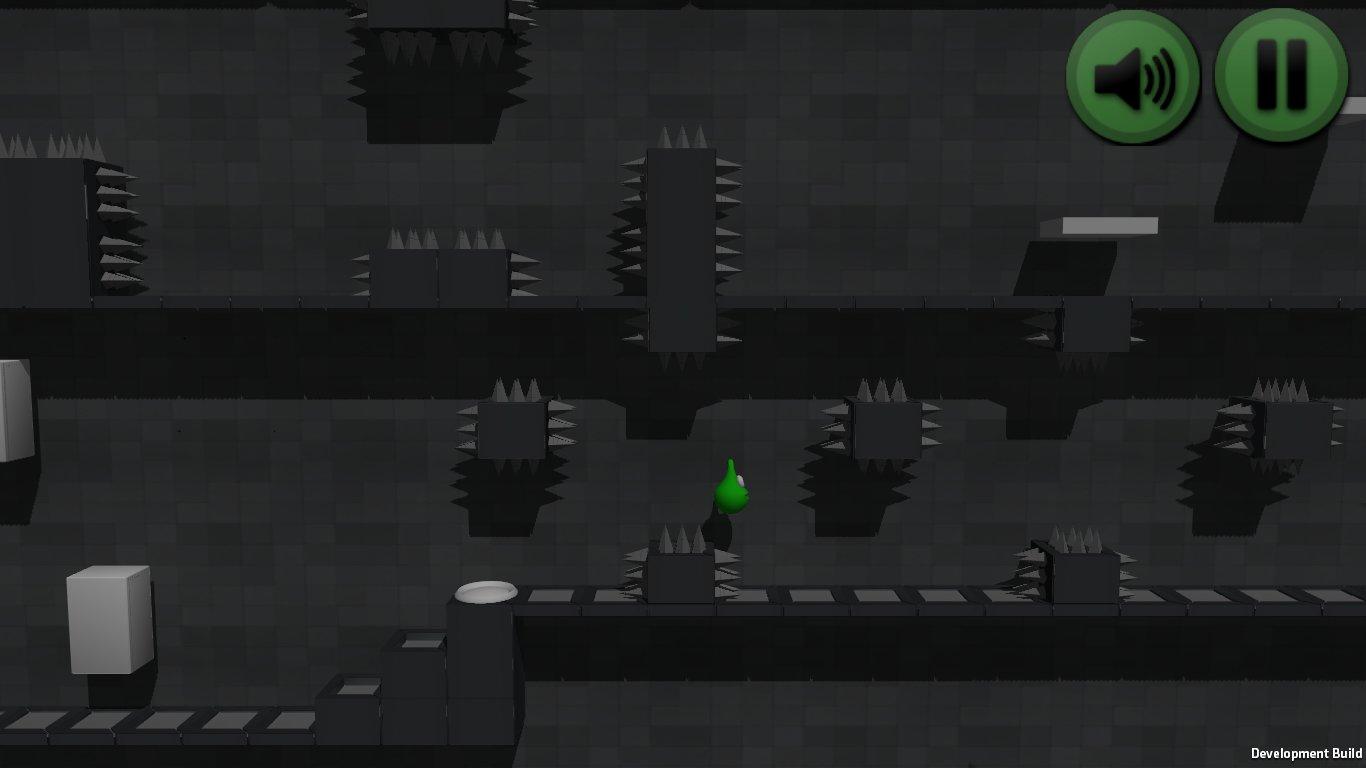 Jellyman: The Escape