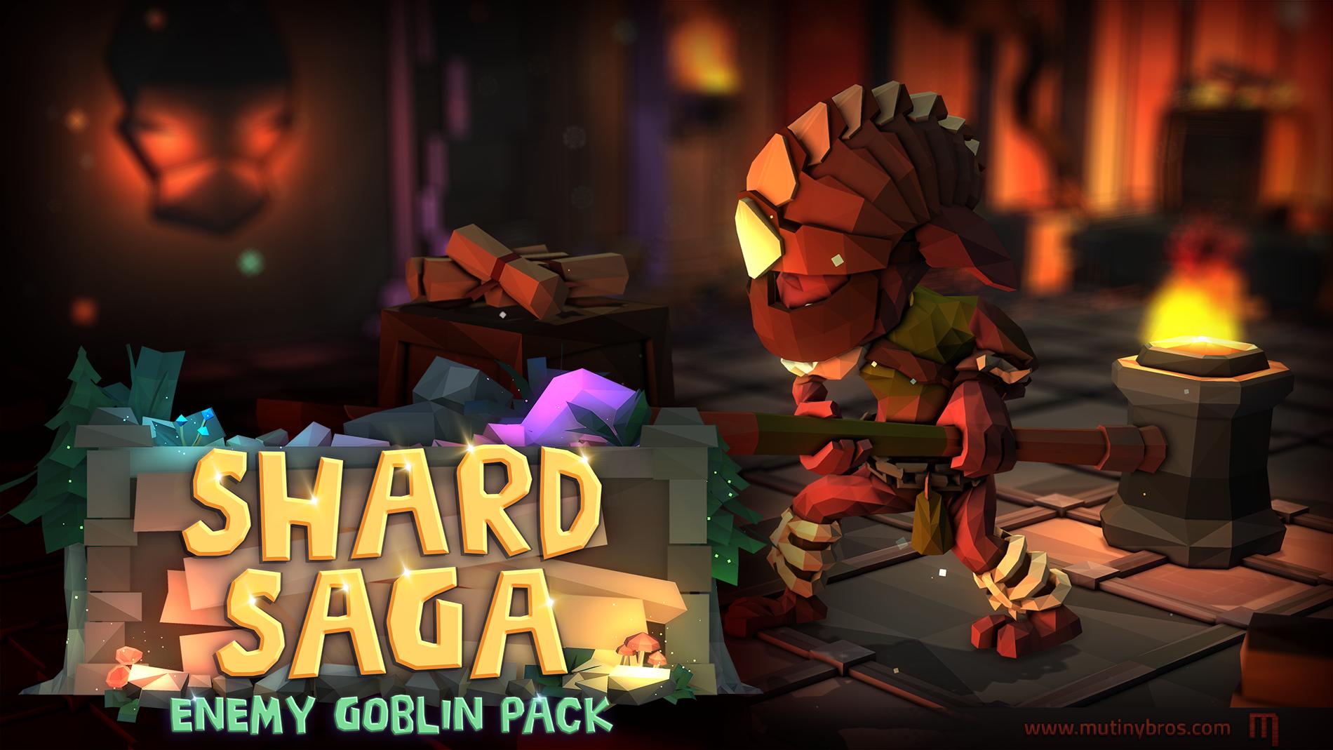 Shard Saga: Enemy Goblin Pack