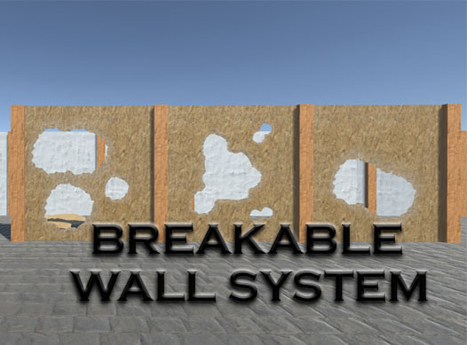 Breakable Wall System
