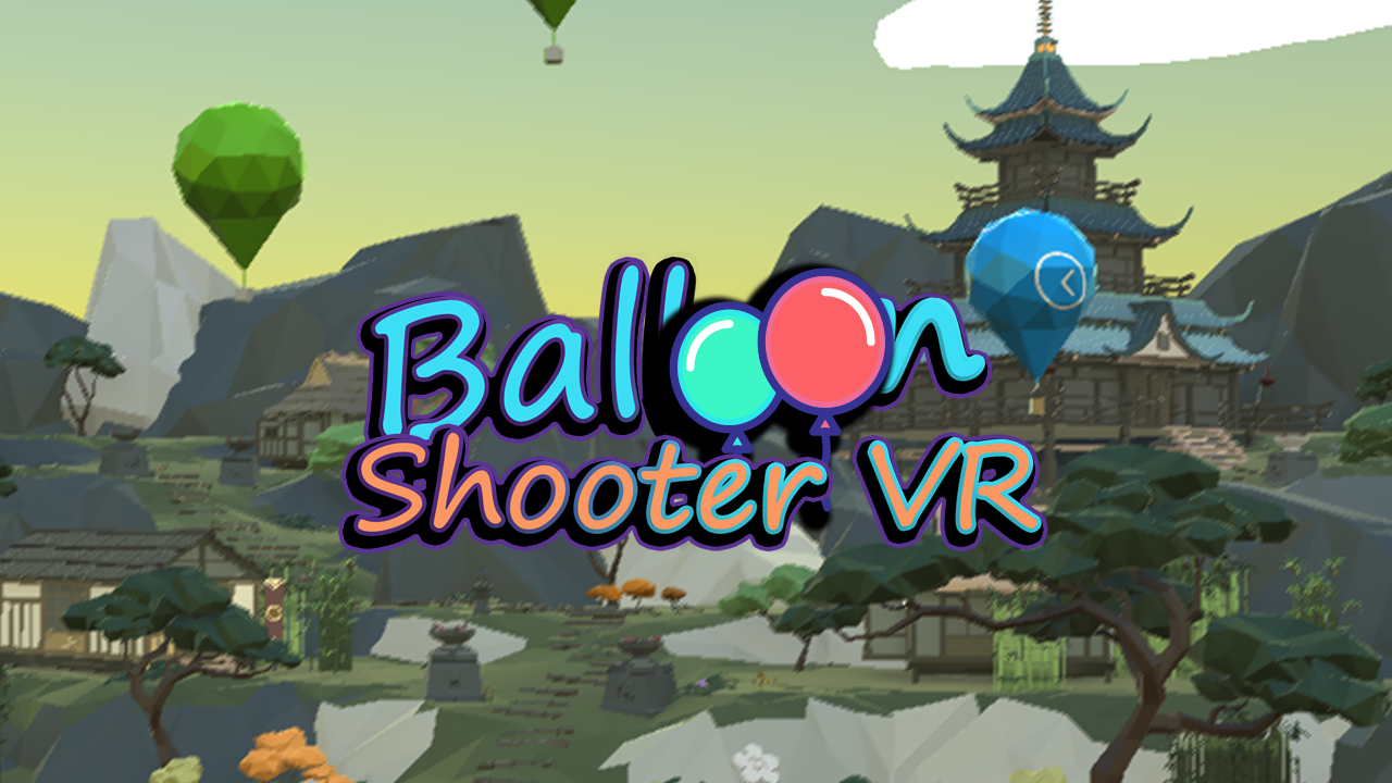 Balloon Shooter VR