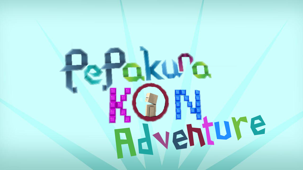 PepakuraKon Adventure