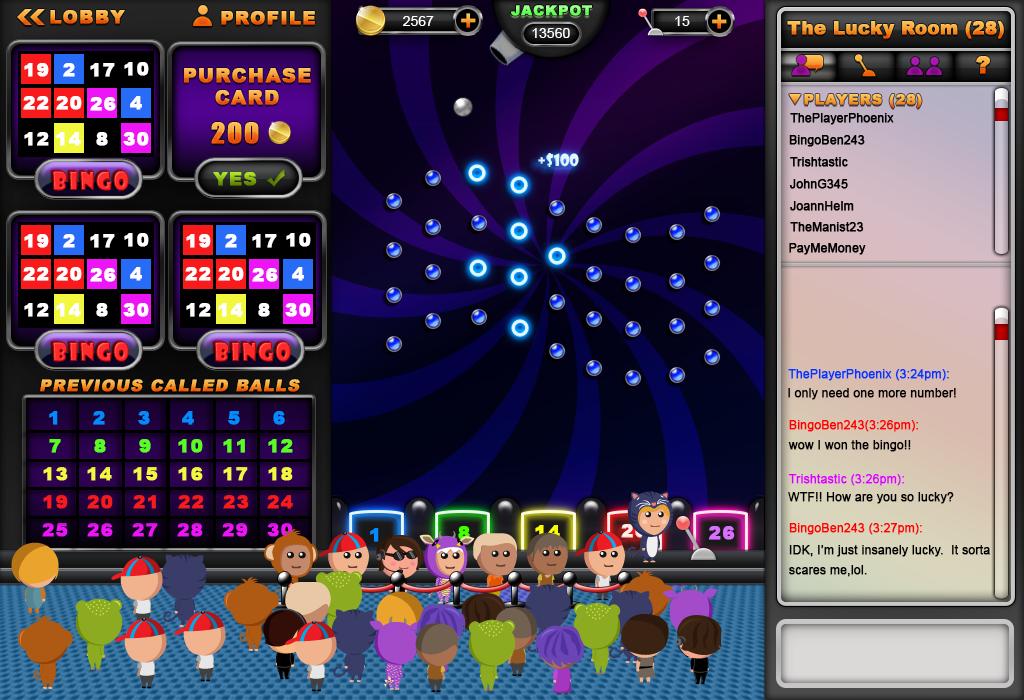 Bingo Blast Party
