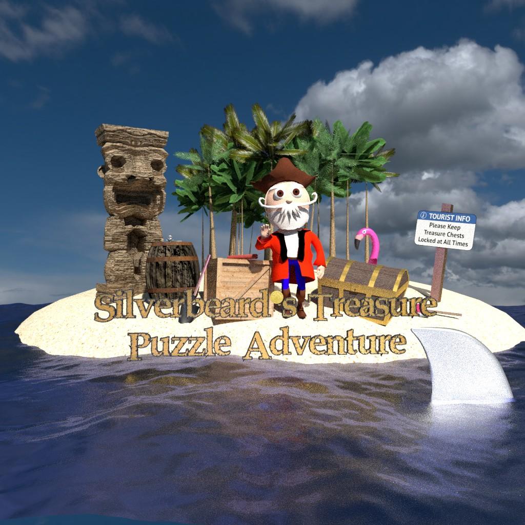 Silverbeard's Treasure Puzzle Adventure
