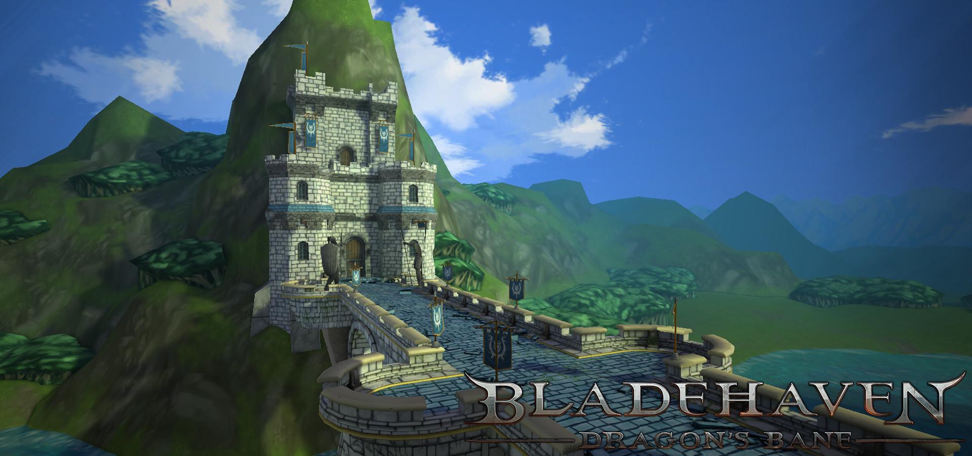 BladeHaven: Dragon's Bane