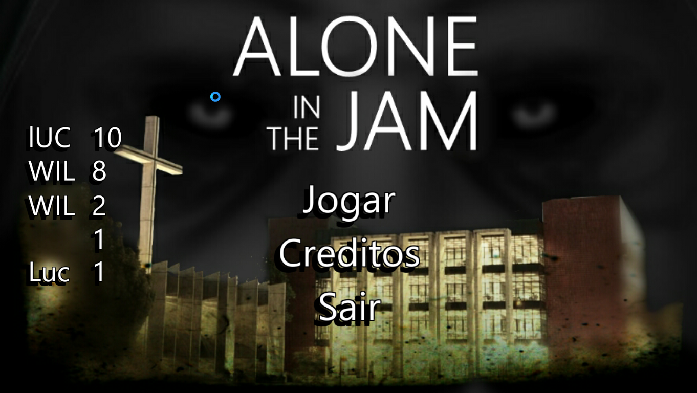 Alone in the jam