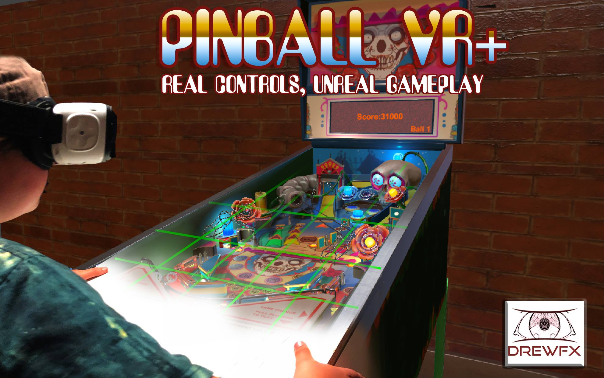 Pinball VR+