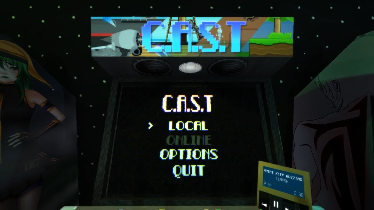 C.A.S.T
