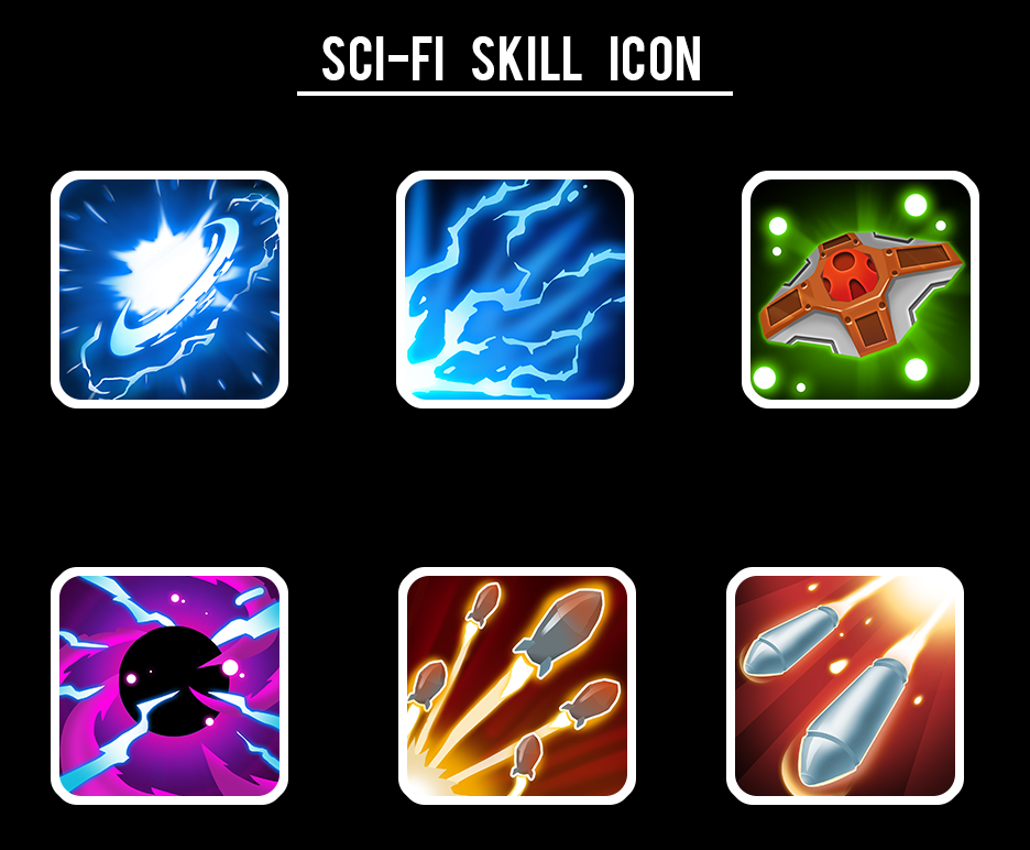 Game UI and Icons