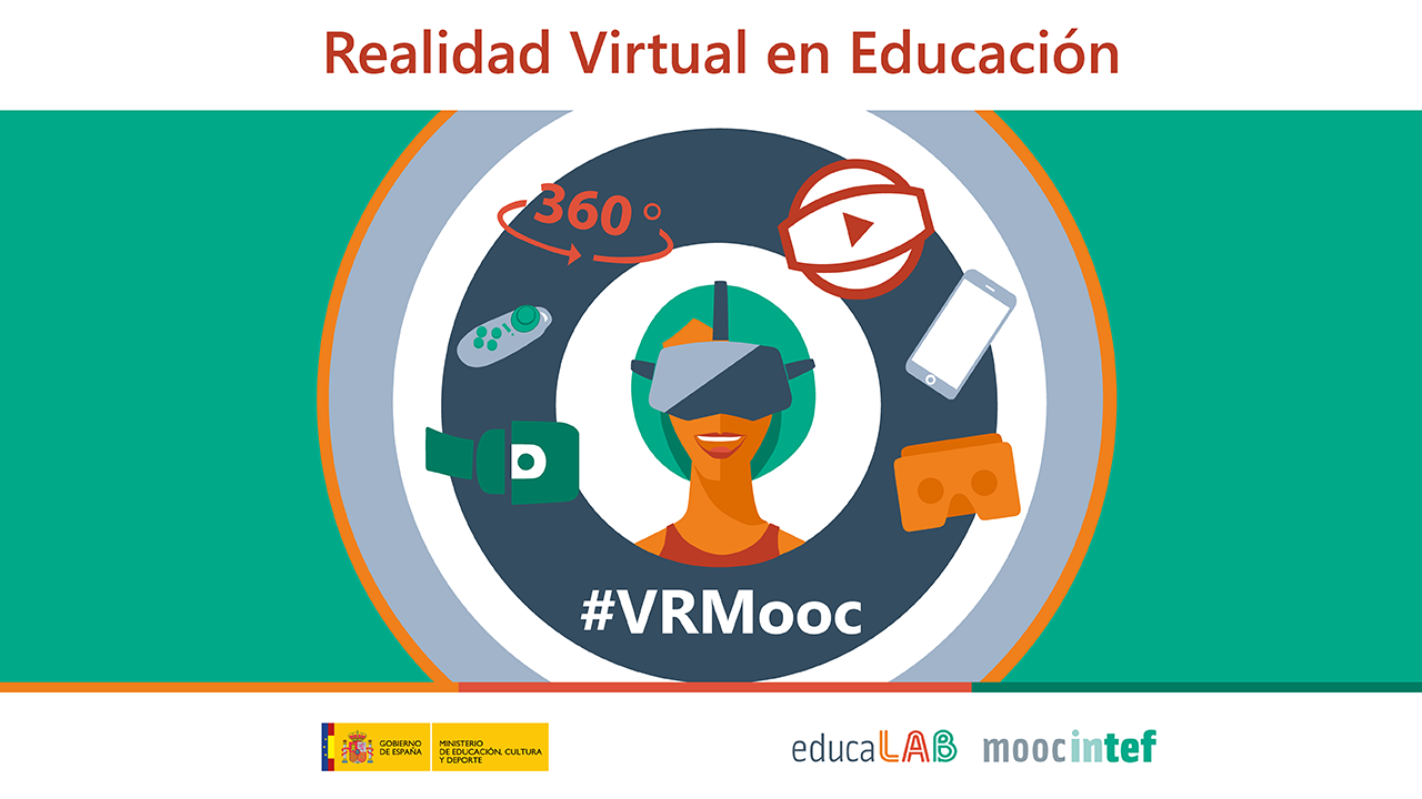 "#VRMooc: MOOC about ""Virtual Reality in Education"""